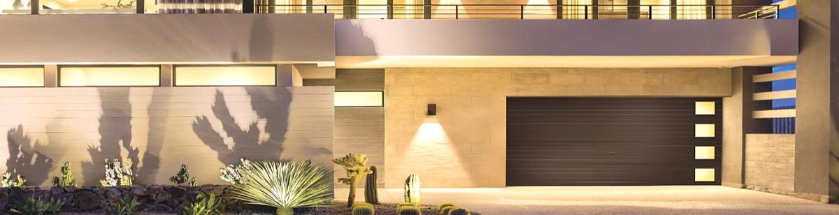 modern-steel-garage-door