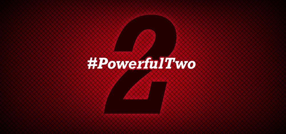The Power of Being a Number Two!