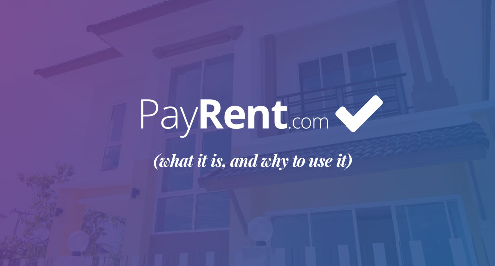 What is PayRent.com?