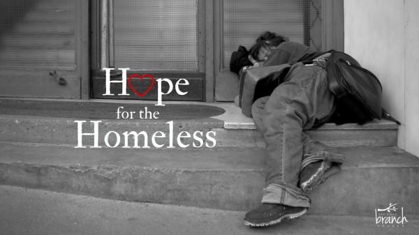 Hope for the Homeless