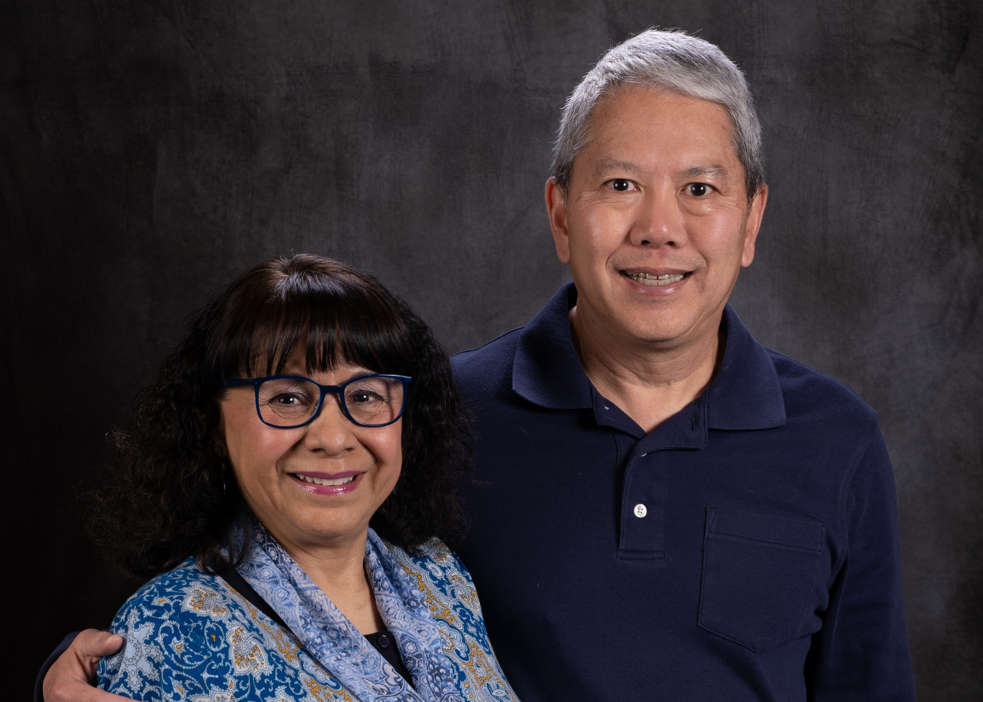 Mike and Maria Kwan