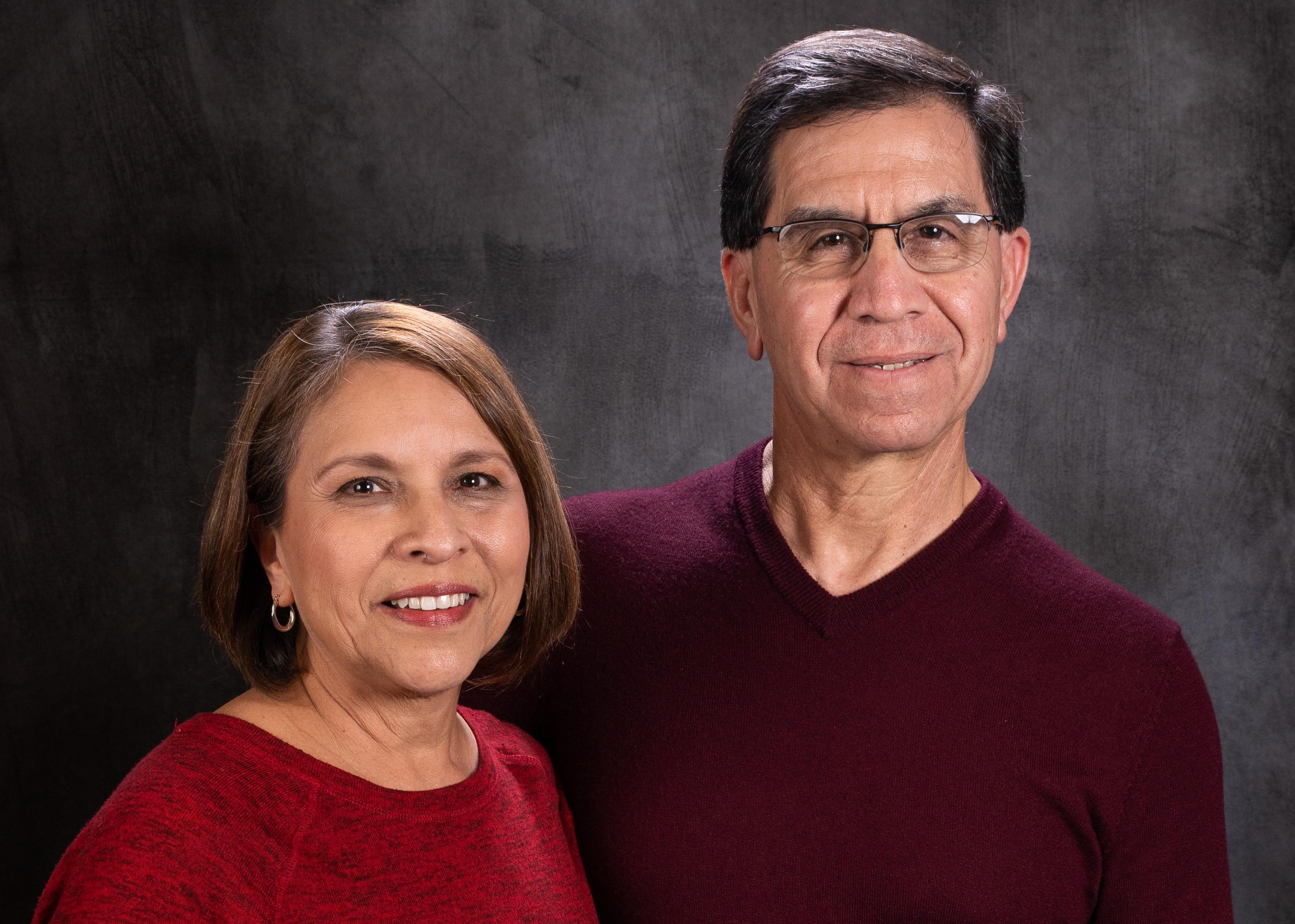 Robert and Angie Deharo