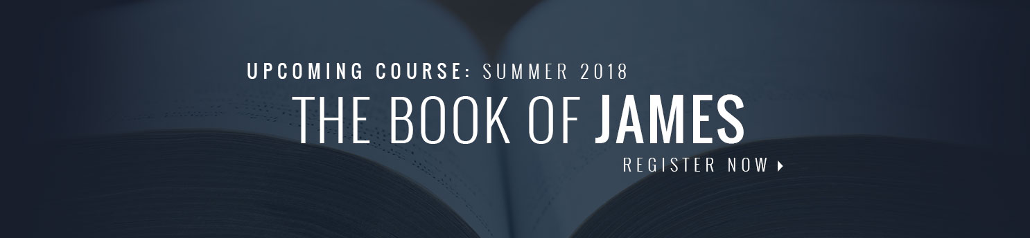 The Book of James - This Summer