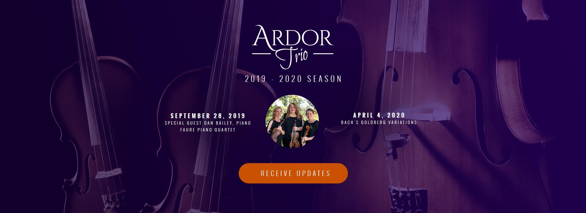 Ardor Trio